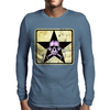 skull and crossbones Mens Long Sleeve T-Shirt