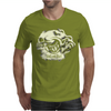 Skull and Heart Mens T-Shirt