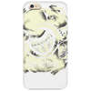 Skull and Heart Phone Case