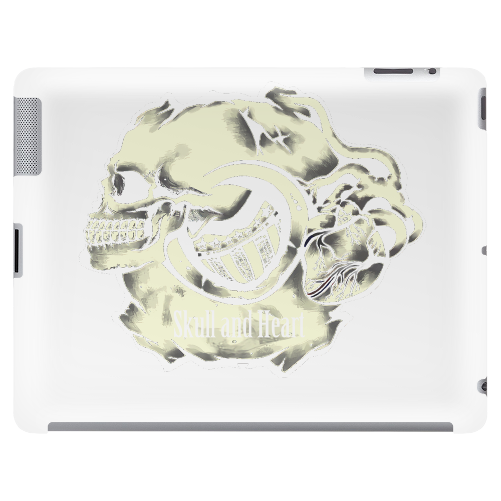 Skull and Heart Tablet