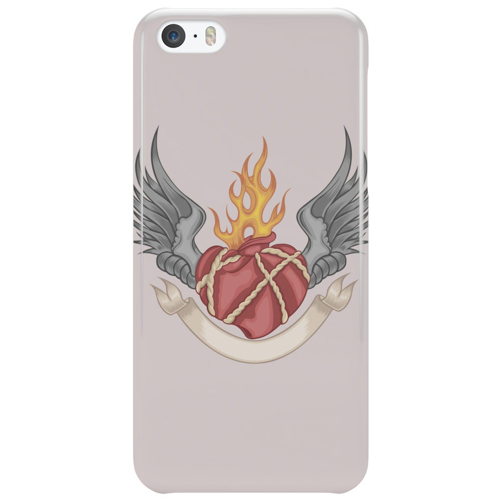 SKULL HEART 2 Phone Case