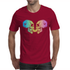 Skull kiss Mens T-Shirt