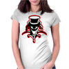 Skull Magical Womens Fitted T-Shirt
