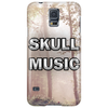 Skull Music Phone Case