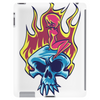 Skull on fire Tablet