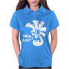 Skull Rasta Womens Polo
