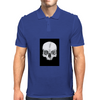 skull study No.5 Mens Polo