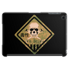 Skull warning Tablet (horizontal)