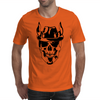 Skull with hat Mens T-Shirt