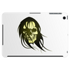 skull with long hair Tablet (horizontal)