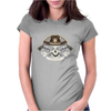 Skull6 Womens Fitted T-Shirt