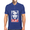 Slay Buffy The Vampire Slayer Mens Polo