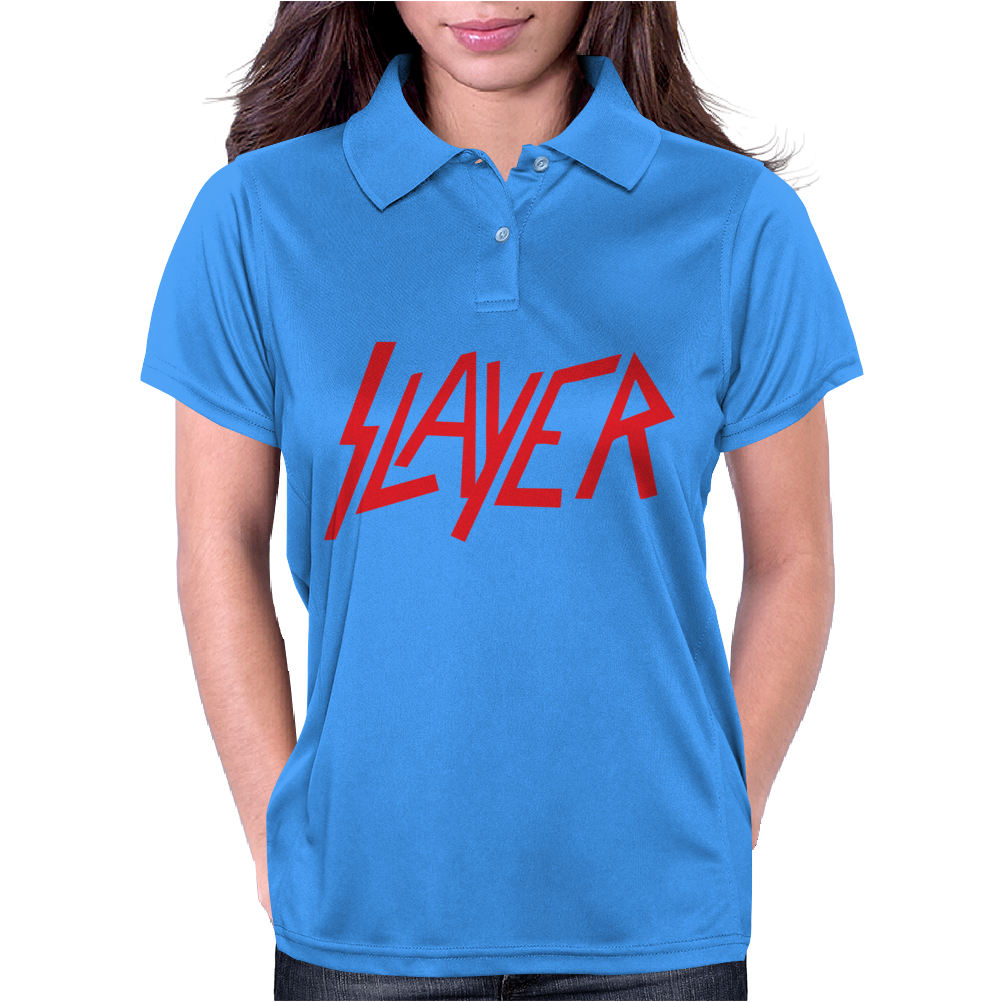 SLAYER new Womens Polo