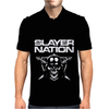Slayer shirt Mens Polo