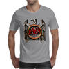 Slayer Thrash Metal Band Classic Eagle Logo. Mens T-Shirt