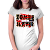 Slayer Zombie Womens Fitted T-Shirt