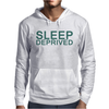 Sleep Deprived Mens Hoodie