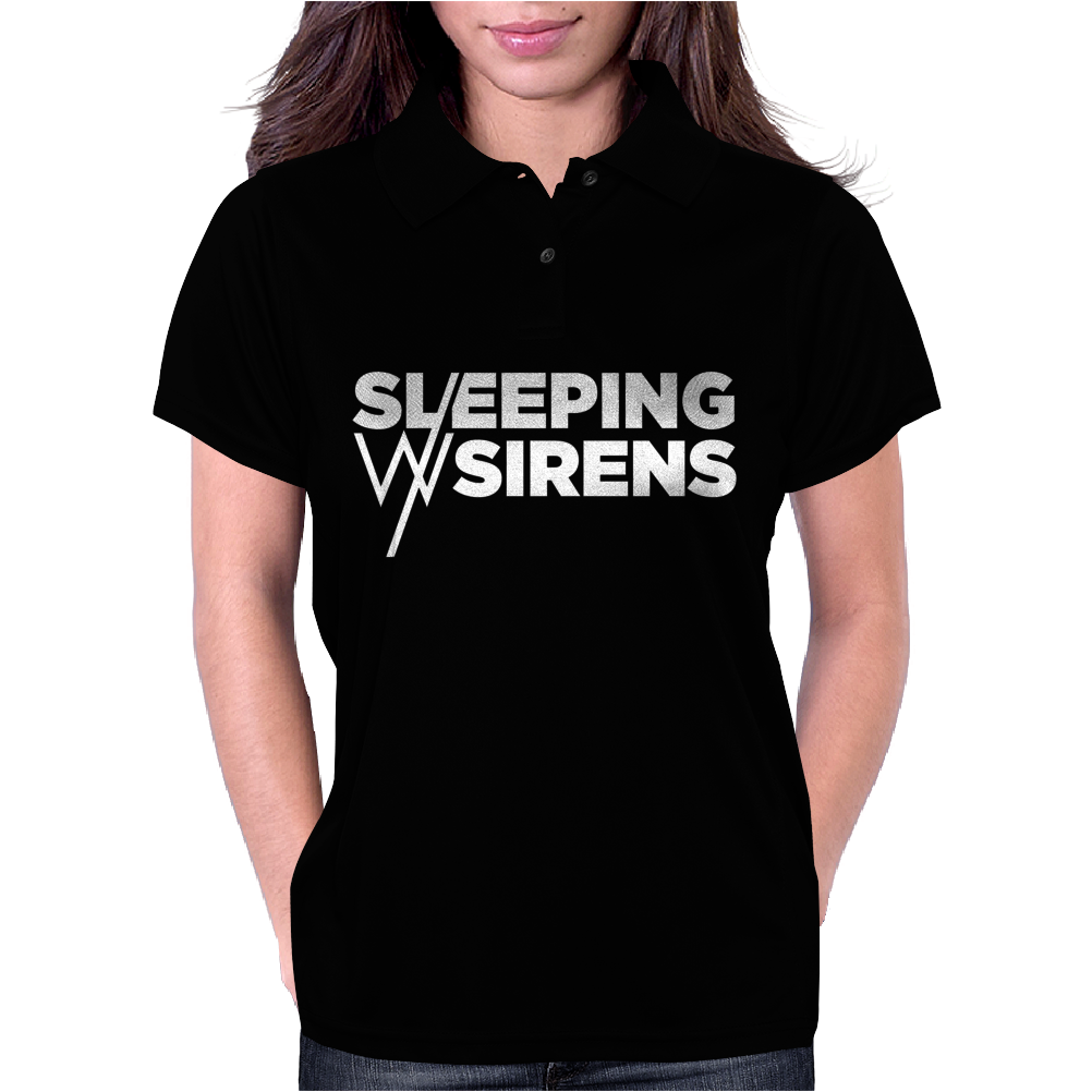 Sleeping With Sirens Tour Womens Polo