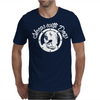 Sleeps With Dogs Mens T-Shirt