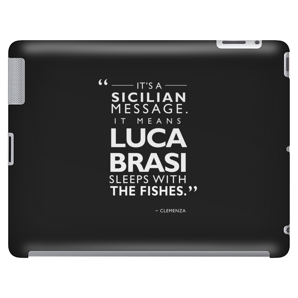 Sleeps With The Fishes Tablet