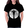 Slender man Slenderman Myth Legend Urban Something Awful Horror Tee Womens Polo