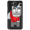 Slightly Shy Devil Phone Case