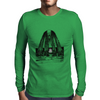 Slime Monster  Mens Long Sleeve T-Shirt
