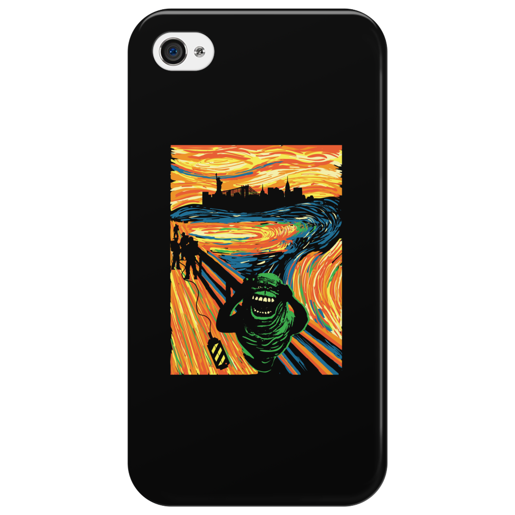 Slimer's Scream Phone Case