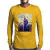 Sloth King Kong Mens Long Sleeve T-Shirt