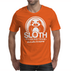 Sloth Running Team Mens T-Shirt