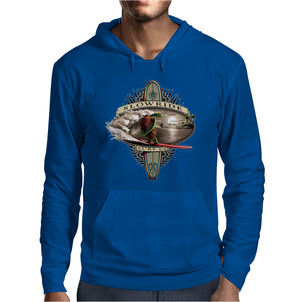 Slowride Surf Men's Surfing Mens Hoodie