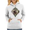 Slowride Surf Men's Surfing Womens Hoodie