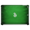 Slytherin: Green & Silver Snake Tablet (horizontal)