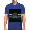 Slytherin Knitted Mens Polo