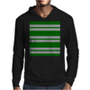 Slytherin Stripes - Thick Mens Hoodie