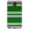 Slytherin Stripes - Thick Phone Case