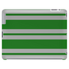 Slytherin Stripes - Thick Tablet (horizontal)