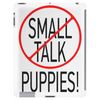 SMALL TALK PUPPIES! Tablet (vertical)