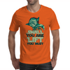 Small you are Lift you must Mens T-Shirt