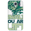 Small you are Lift you must Phone Case