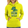 Small you are Lift you must Womens Hoodie