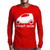 smart arse Mens Long Sleeve T-Shirt