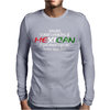 Smart, Good Looking And Mexican Mens Long Sleeve T-Shirt