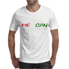 Smart, Good Looking And Mexican Mens T-Shirt