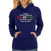 Smart, Good Looking And Mexican Womens Hoodie