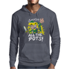 Smash ALL The Pots CLEARANCE Mens Hoodie