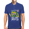 Smash ALL The Pots CLEARANCE Mens Polo