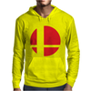 Smash Bros Tribute Unisex Vinyl. Mens Hoodie