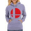 Smash Bros Tribute Unisex Vinyl. Womens Hoodie