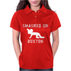 SMASHED ON BUXTON Womens Polo